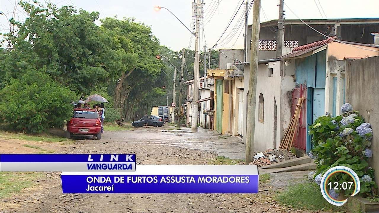 Moradores do Rio Comprido em Jacareí reclamam da onda de assaltos