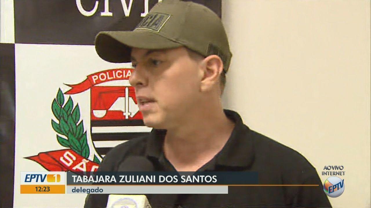 Três pessoas são presas em operação contra o tráfico de drogas em Araras