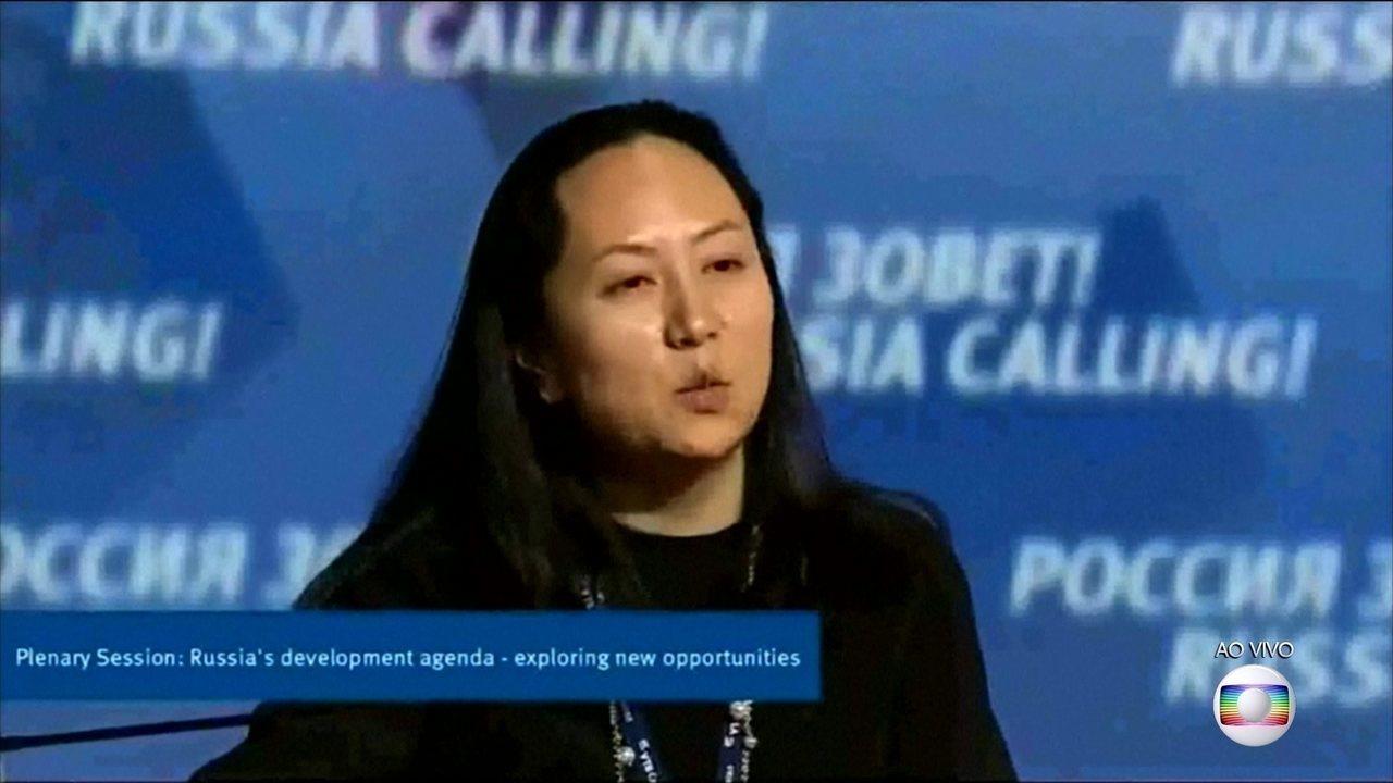 Governo chinês exige que Estados Unidos e Canadá esclareçam a prisão da diretora da Huawei