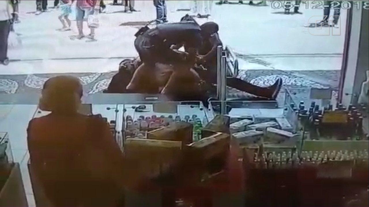 Homem é detido após ameaçar ex-companheira e policiais em Rio Preto