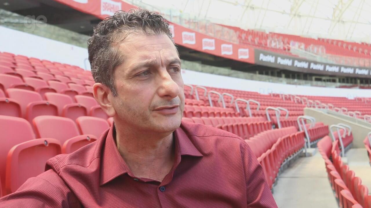 Candidato a presidência do Inter, Luciano Davi fala cinco propostas para o clube