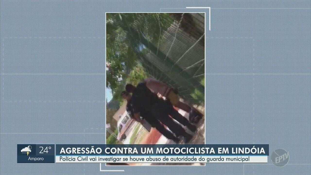 Polícia de Lindoia abre inquérito para investigar abuso de autoridade de guarda municipal