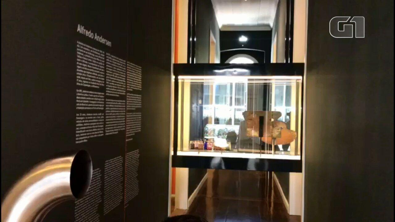 Veja como o museu está após a revitalização