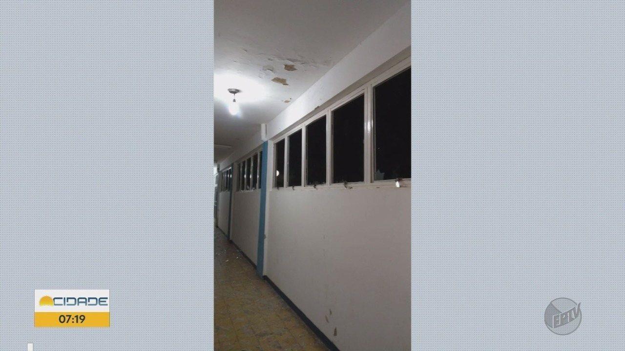Criminosos explodem caixa eletrônico em Guapé