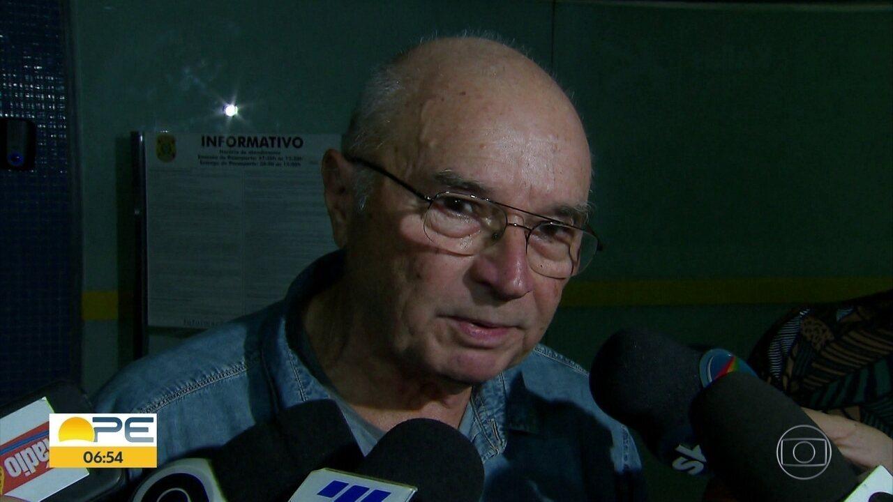 Pesquisador brasileiro preso na Rússia com chá de ayahuasca chega ao Recife