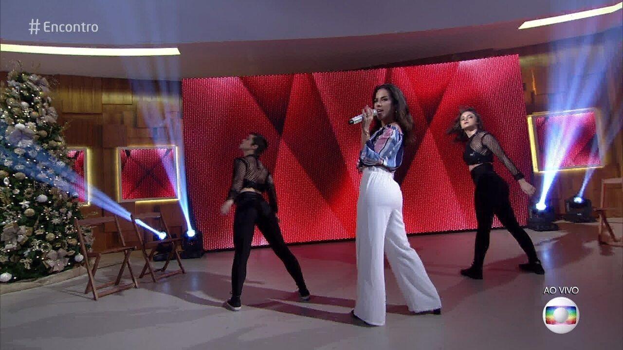 Wanessa Camargo canta 'LOKO!'
