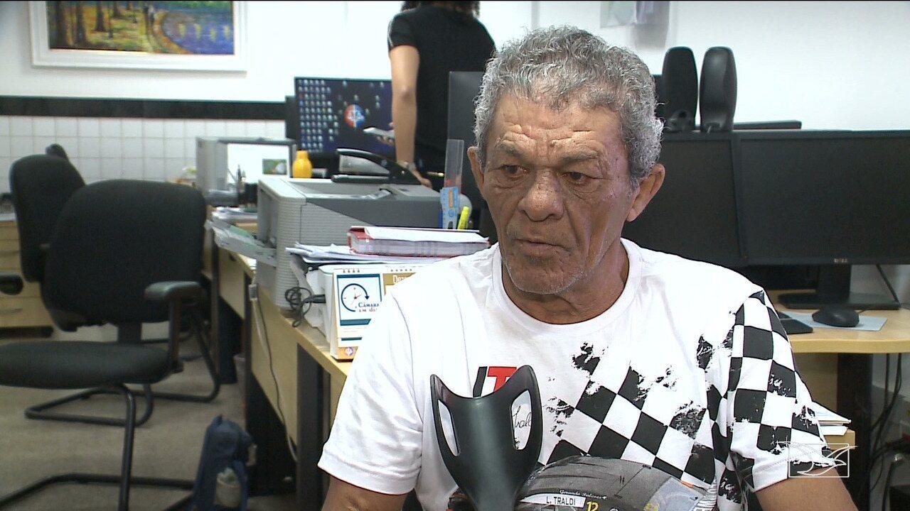 Ministério Público denuncia mulher que deu chicotadas nas costas de um idoso em São Luís