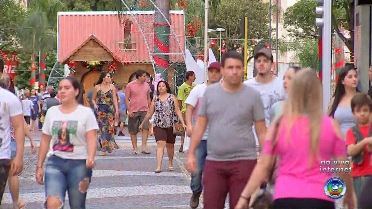 Comércio de Araçatuba e Birigui começa a funcionar em horário especial