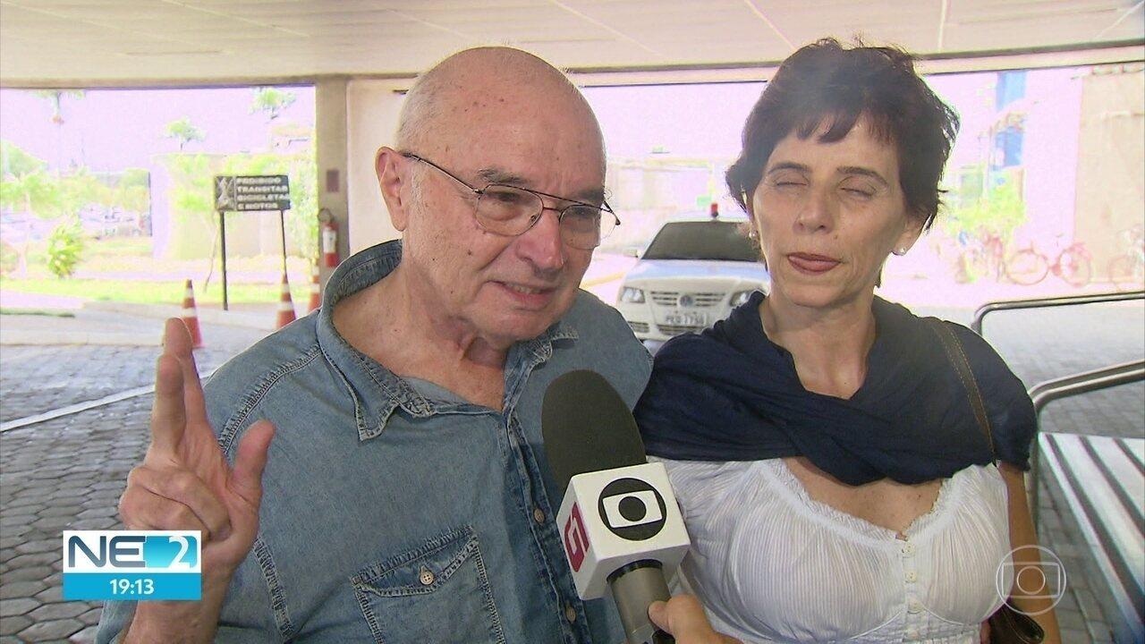 Pesquisador preso na Rússia com ayahuasca chega ao Recife após dois anos