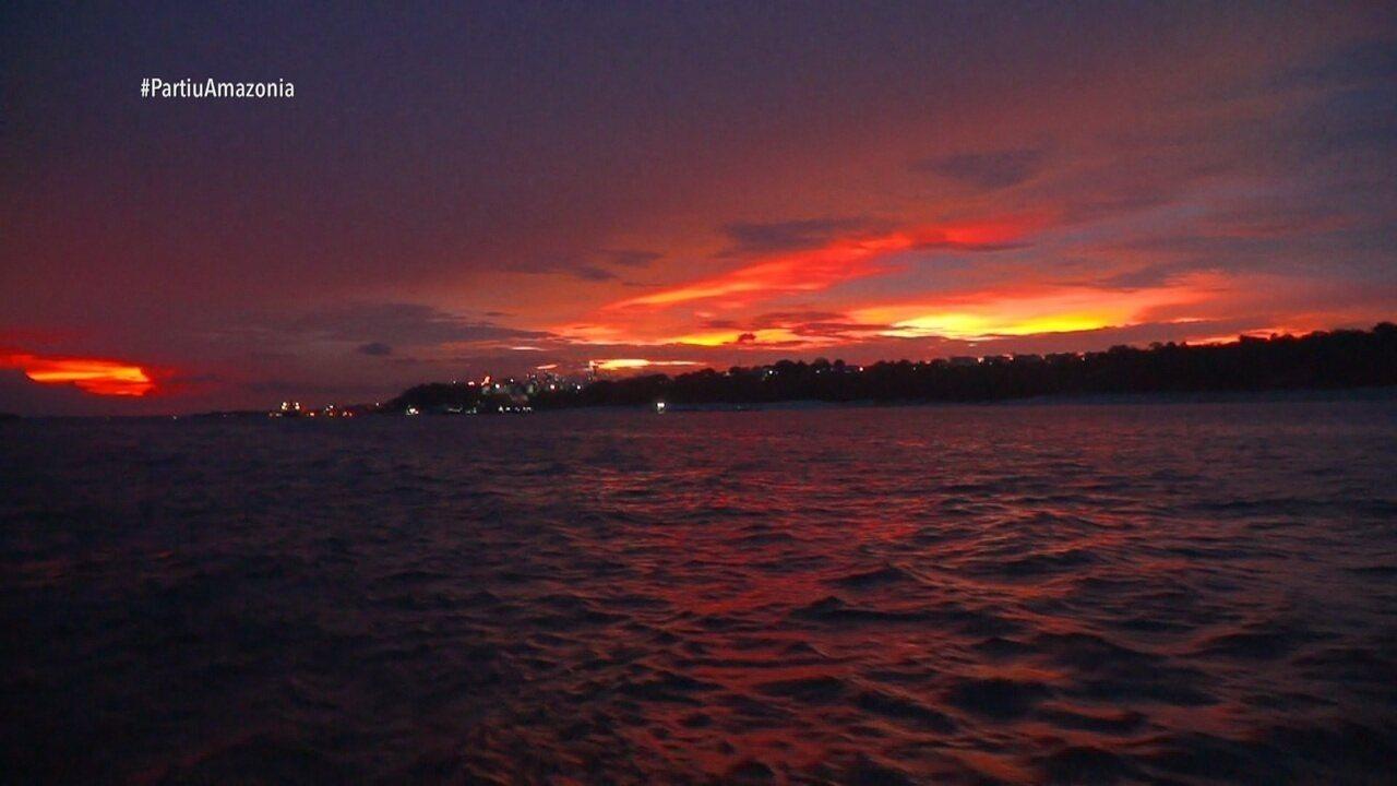 Parte 1: Partiu começa viagem à Manaus