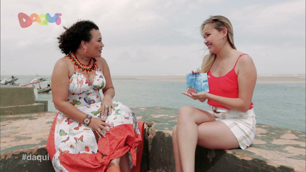 Cantora Lena Machado apresenta seu novo trabalho