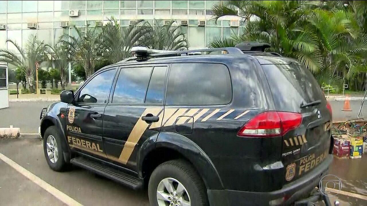 PF faz operação contra irregularidades no Ministério do Trabalho