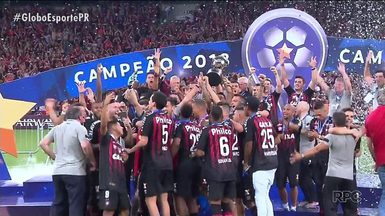 Atlético-PR vence Junior Barranquilla nos pênaltis e é campeão da Copa Sul-Americana