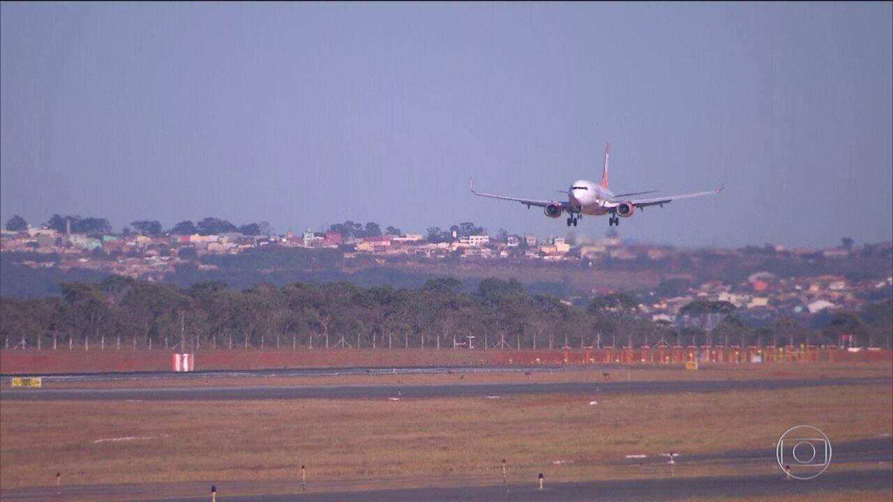Estrangeiros podem ter até 100% do capital de empresas aéreas