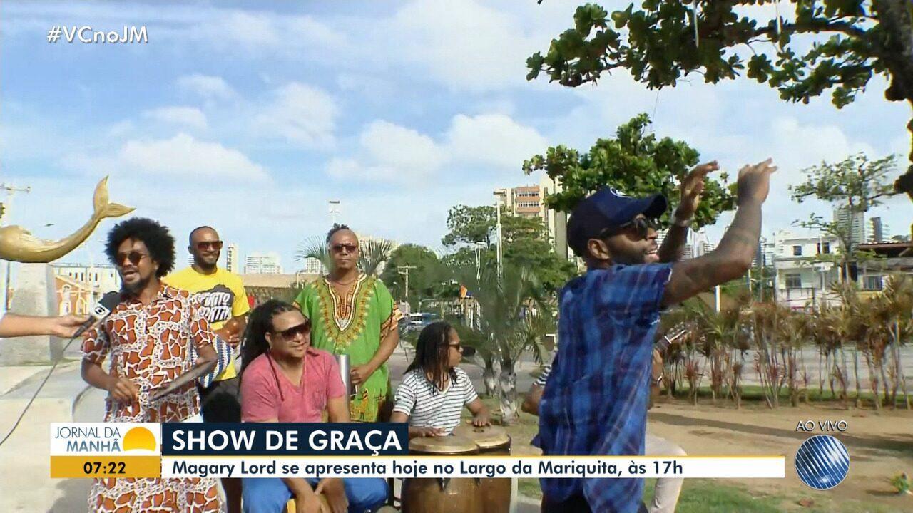Agenda Cultural  Fim de semana em Salvador tem Raça Negra, Daniela ... fc25a6544f