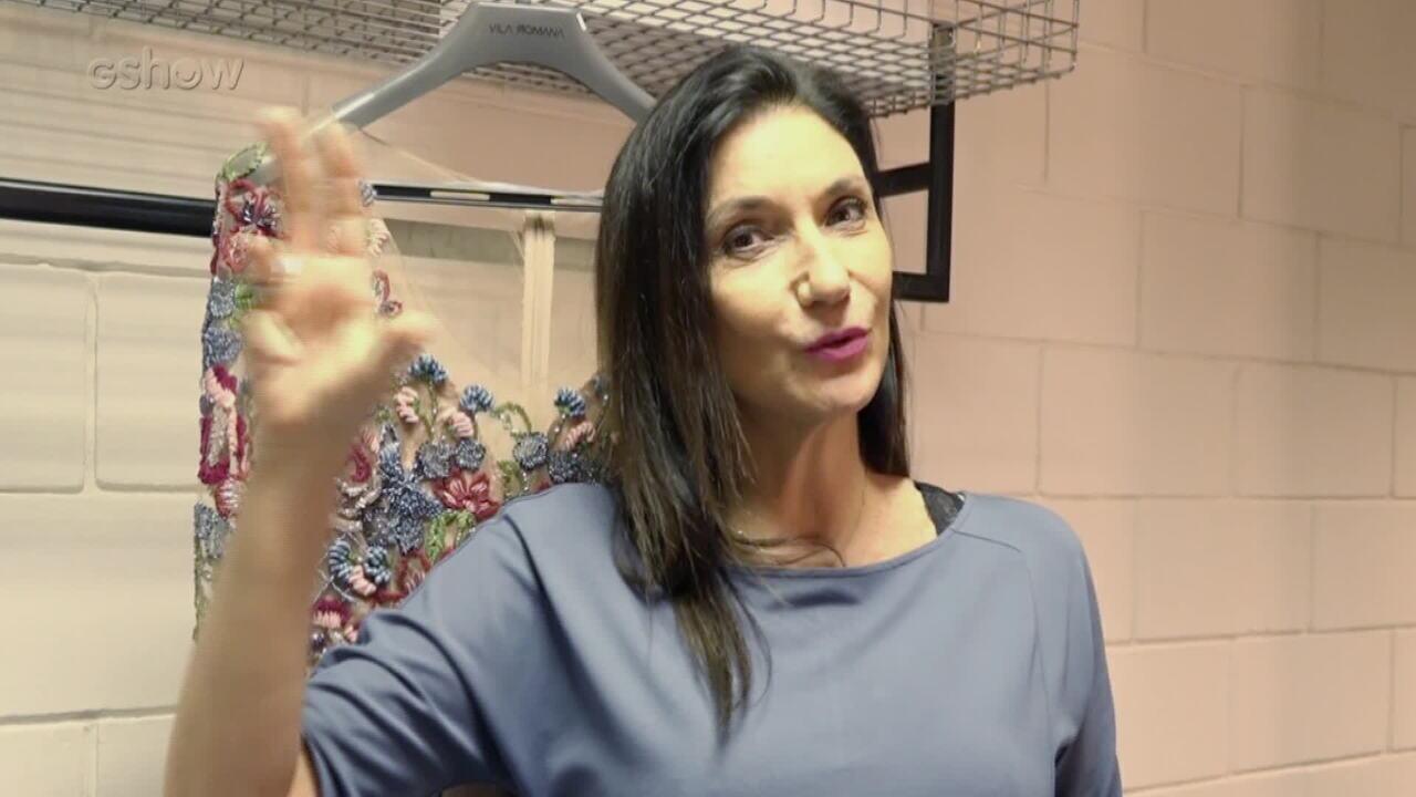 Zizi Possi revela música favorita