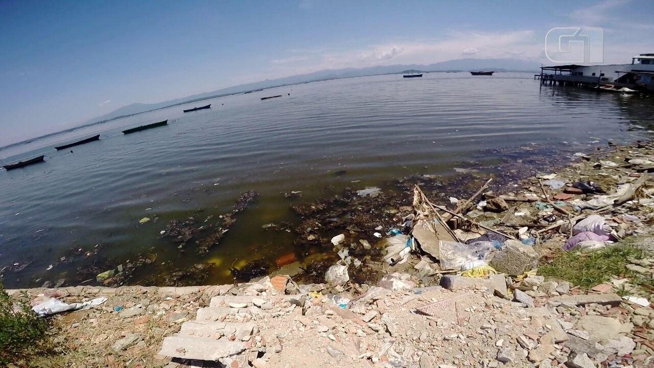 Rio de Janeiro perde R$ 50 bilhões por ano com poluição da Baía de Guanabara