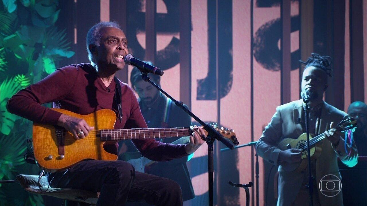 Gilberto Gil apresenta 'Marginália'