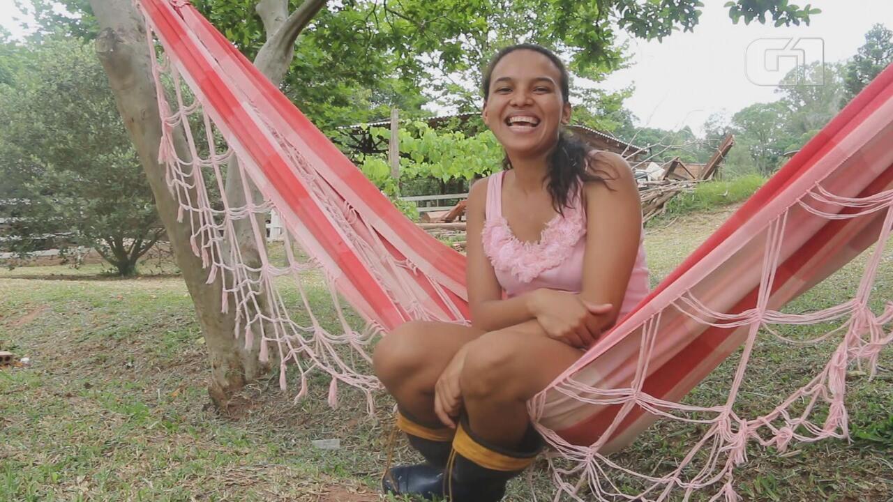 Imigrante venezuelana está no Rio Grande do Sul desde setembro e conta suas experiências