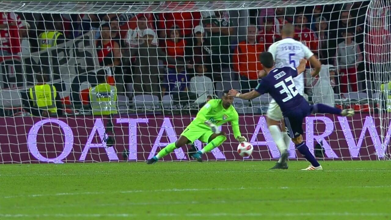 c0002c2550 Melhores momentos de River Plate 2(4x5)2 Al Ain pela semifinal do Mundial