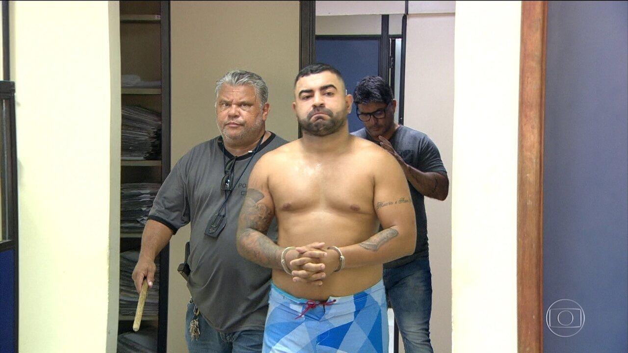 Polícia prende homem próximo a investigado pela morte de Marielle Franco