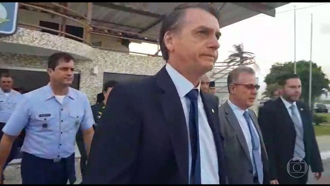 Jair Bolsonaro faz primeira reunião ministerial antes de tomar posse