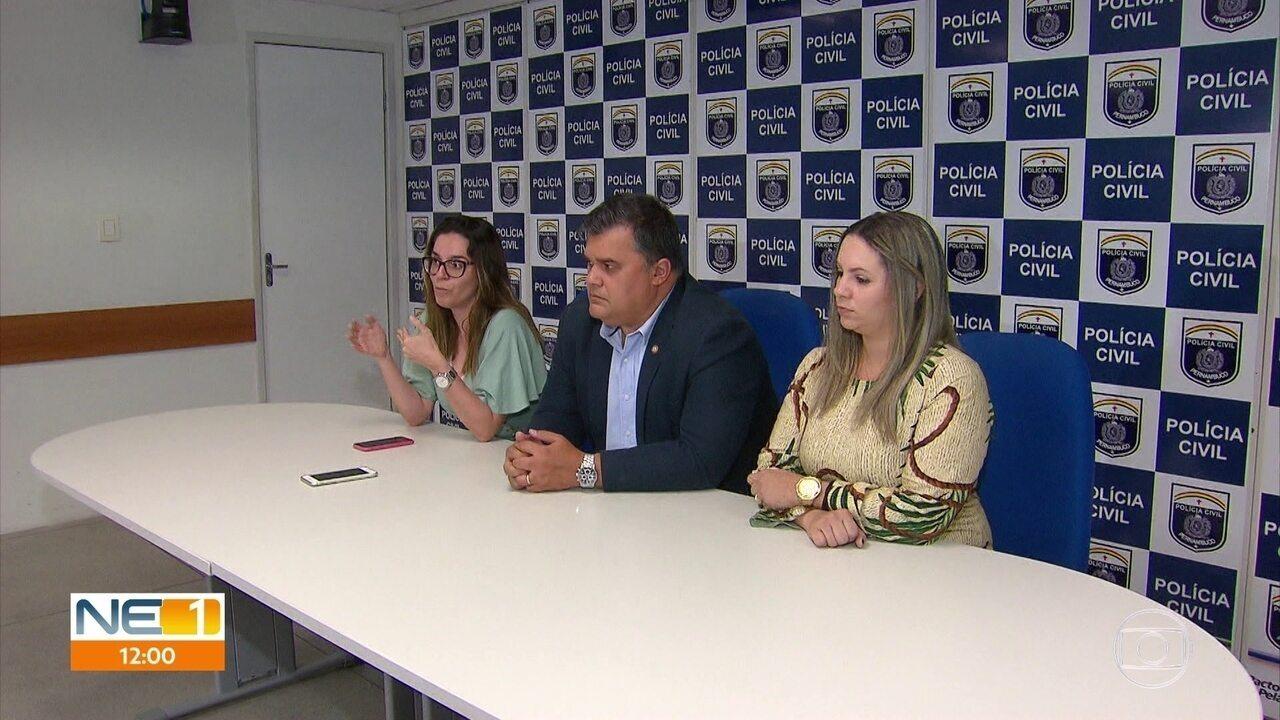 Professor americano é preso em flagrante por estupro de criança de 11 anos no Recife