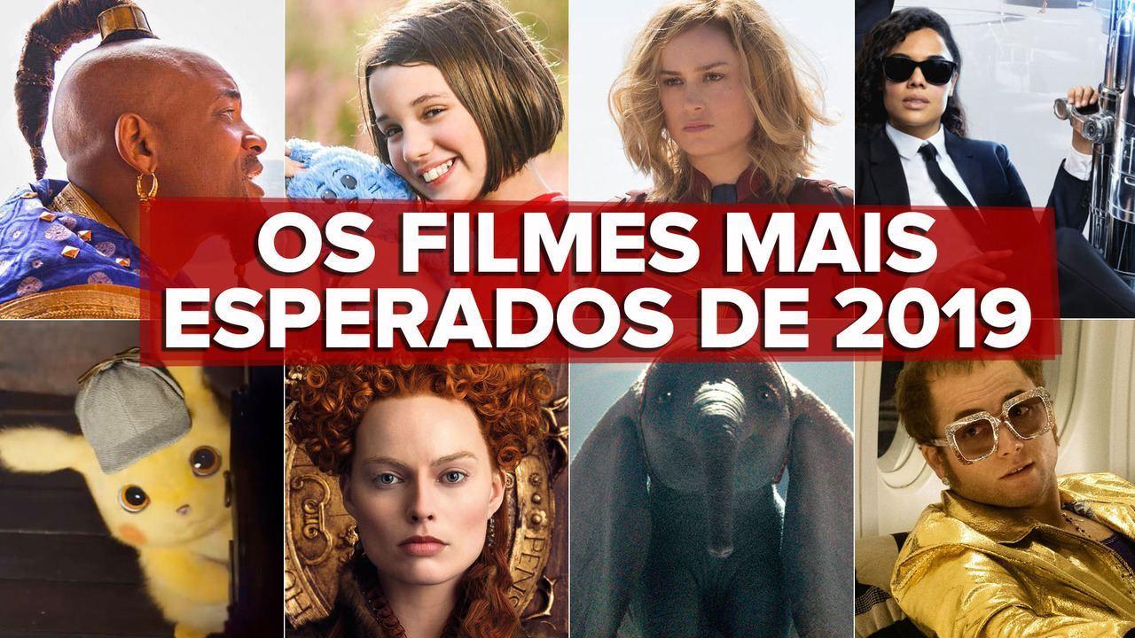 Filmes de 2019: quais filmes vão entrar em cartaz? Veja trailers dos lançamentos do ano