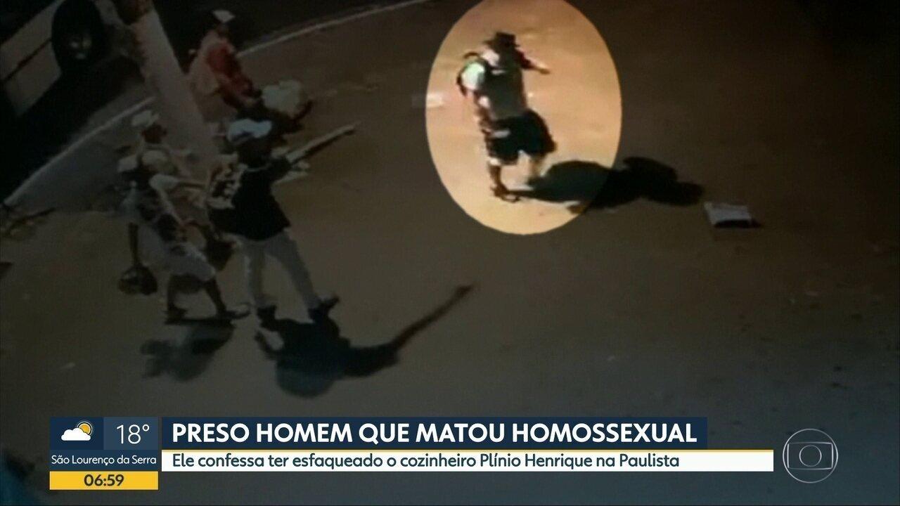 Delegado fala sobre localização de assassino de cabeleireiro na Paulista
