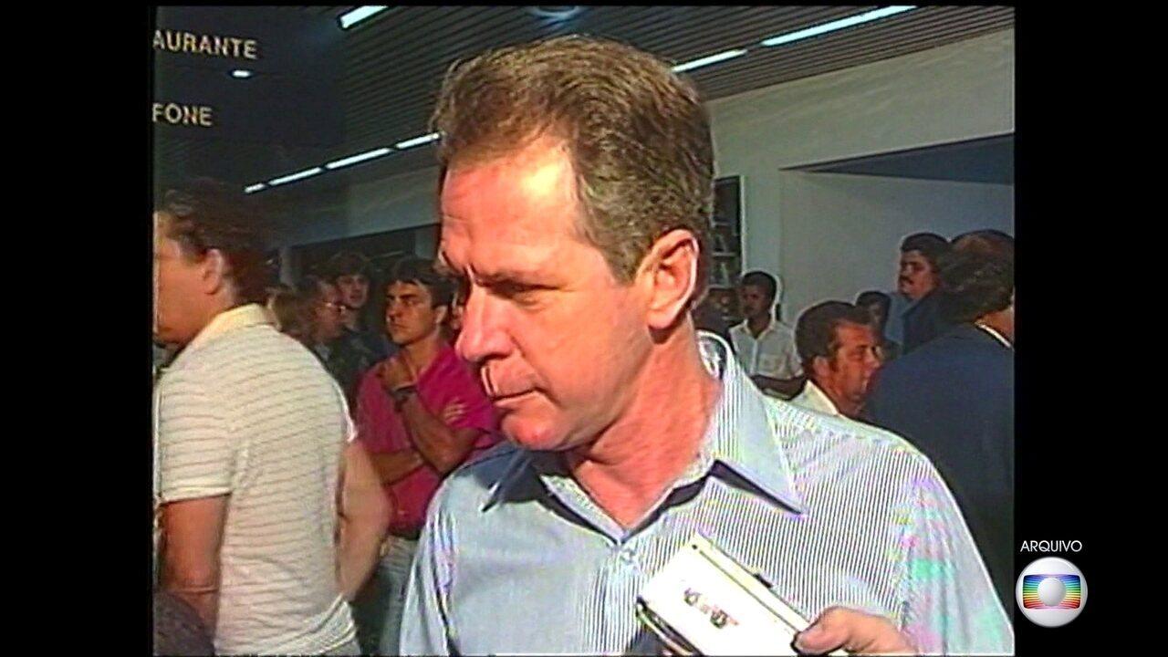 Ex-governador do Espírito Santo, Gerson Camata, é assassinado em Vitória
