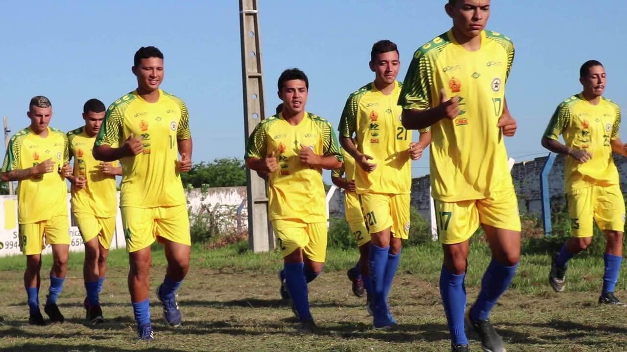 Parnahyba se apresenta e inicia pré-temporada para o Campeonato Piauiense 2019