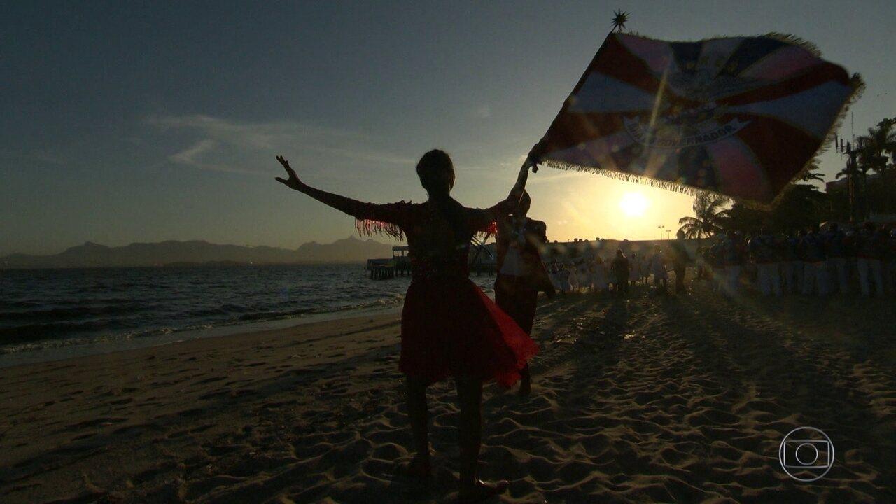 Ceará vai ser o grande homenageado da União da Ilha do Governador em 2019