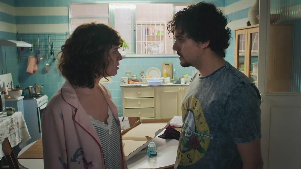 'Pais de Primeira': Taís e Pedro estão à beira de um ataque de nervos