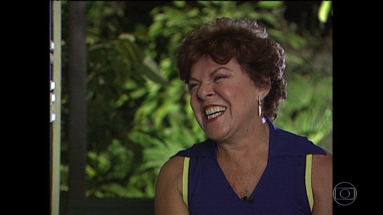Cantora Miúcha morre no Rio de Janeiro aos 81 anos