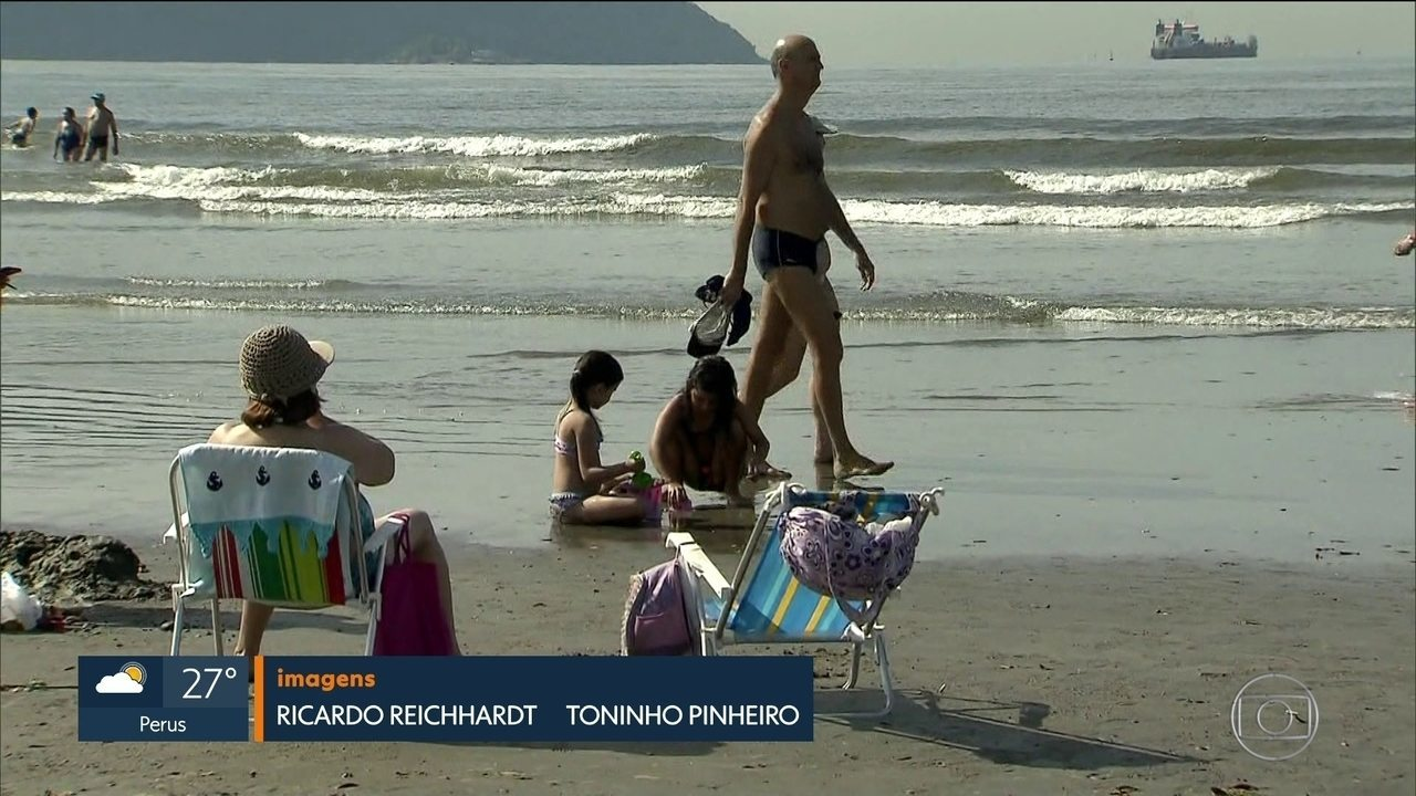 São Paulo tem mais de 70 praias impróprias para banho