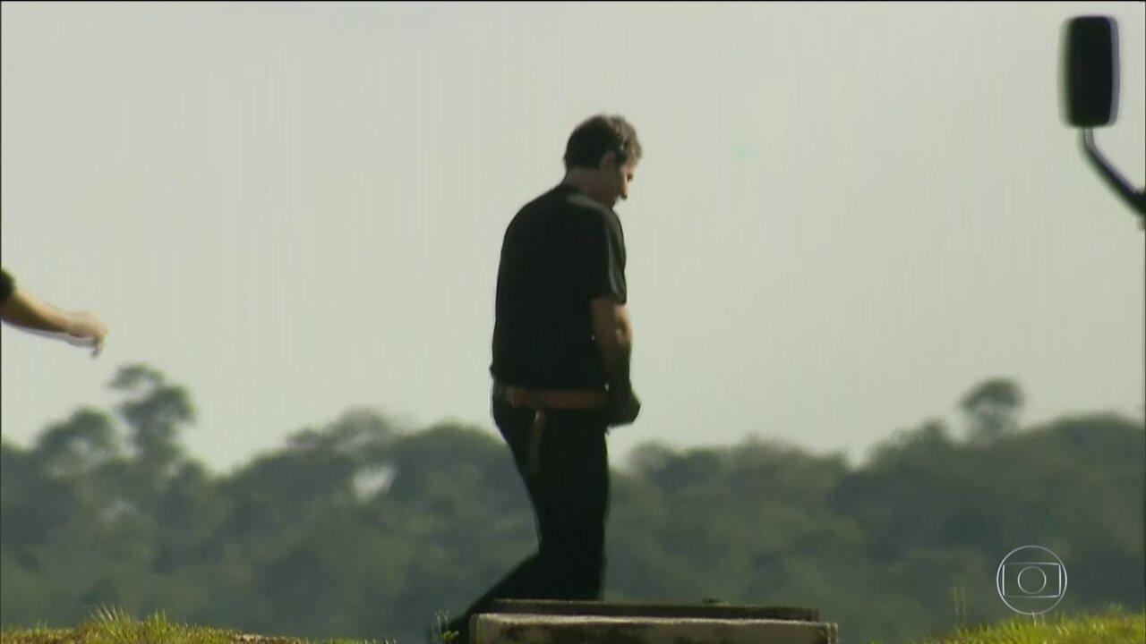 Doleiro Bruno Farina é extraditado para o Brasil