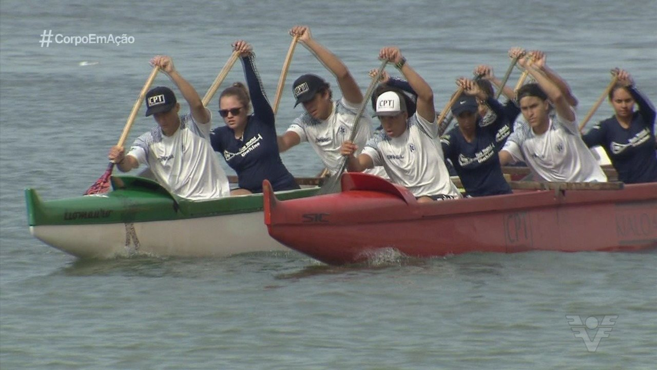 Atletas da região comentam desempenho no Campeonato Sul-Americano de Canoa Havaiana