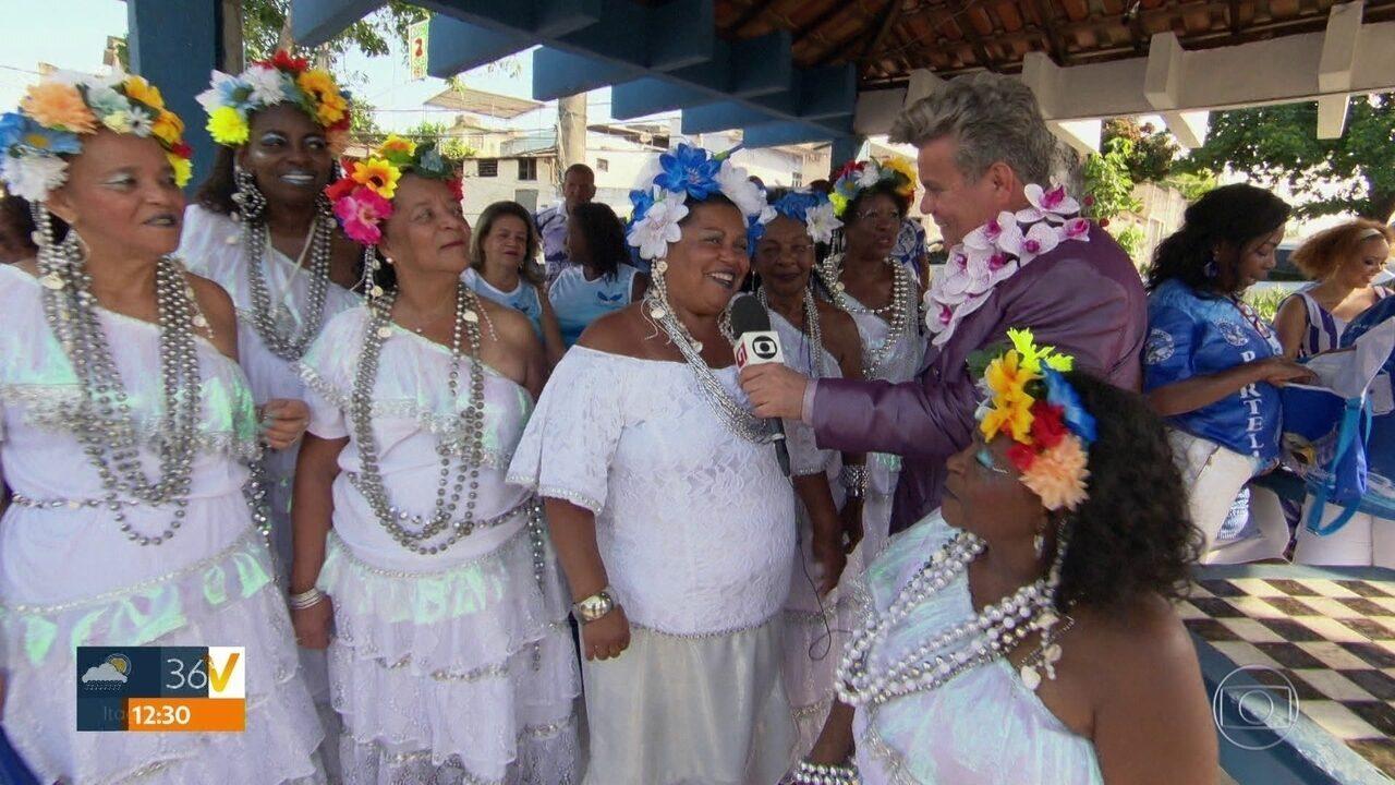 Portela vai homenagear Clara Nunes na avenida em 2019