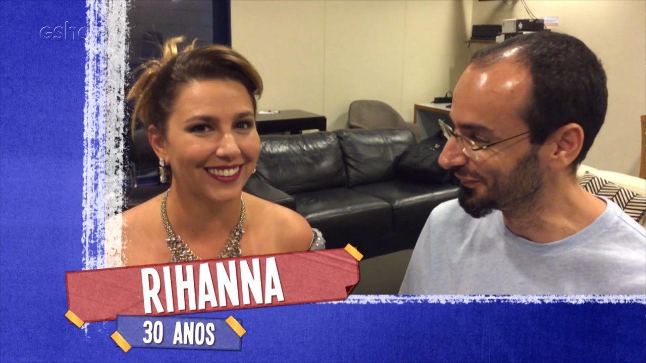 Confira Idade dos Famosos com Renata Castro Barbosa!