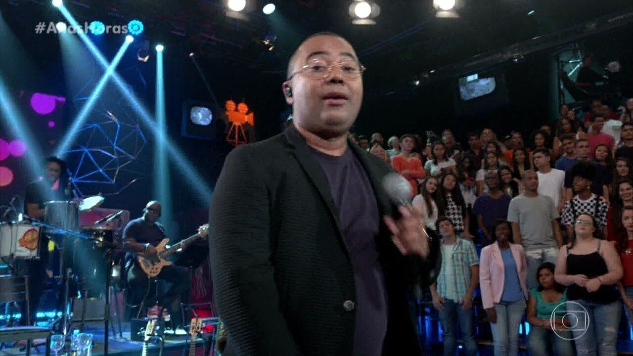 Dudu Nobre canta 'Tempo de Don-Don/Goiabada Cascão'