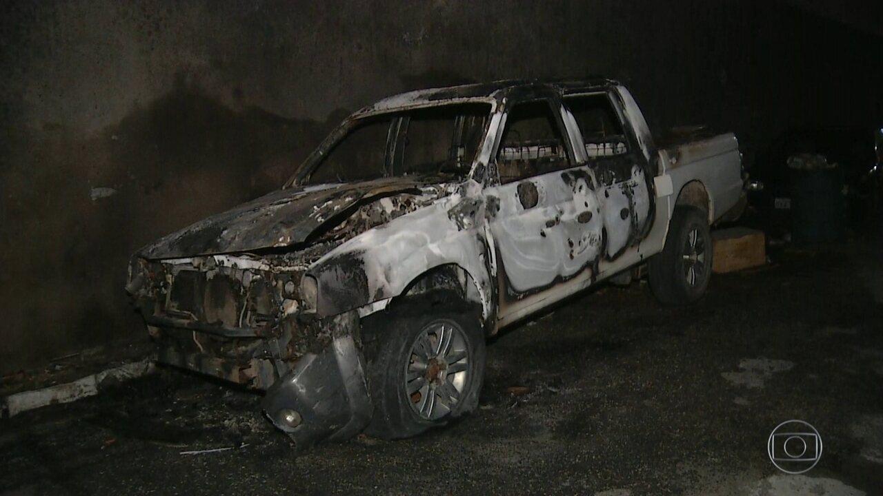 Ceará registra ataques após atuação da Força Nacional