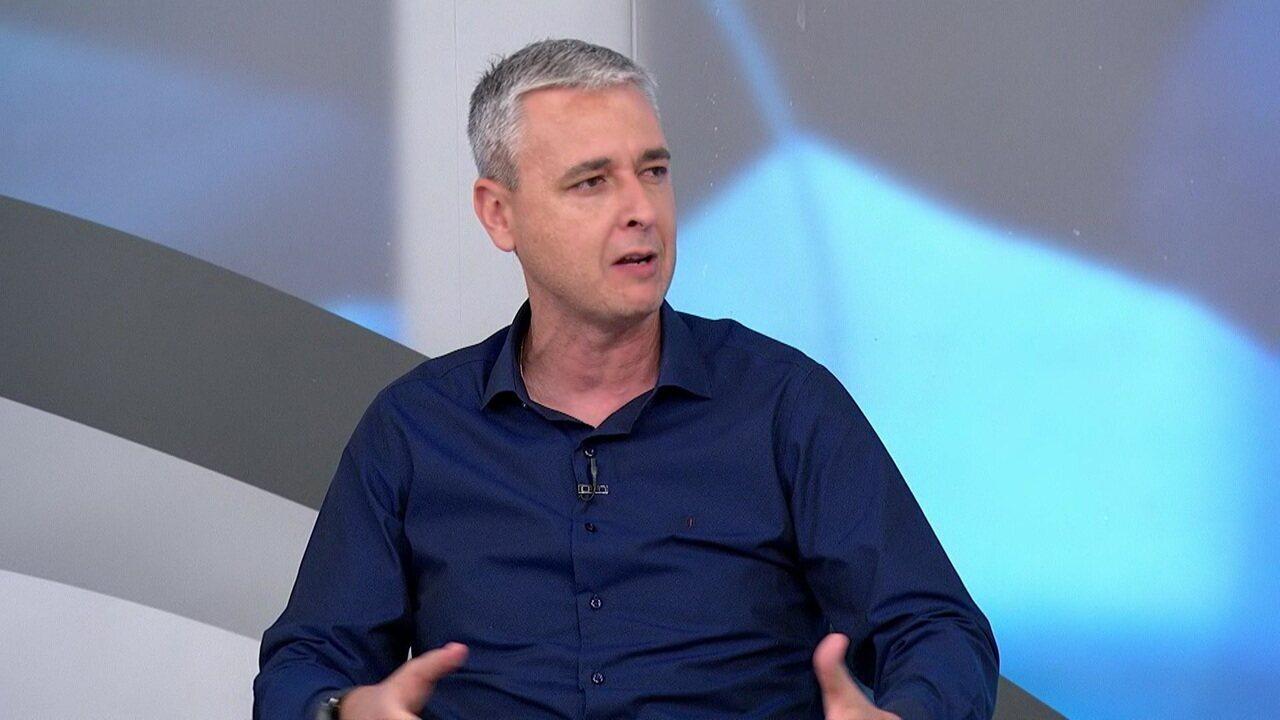 Tiago Nunes, técnico do Athletico-PR, comenta venda de Pablo para o São Paulo