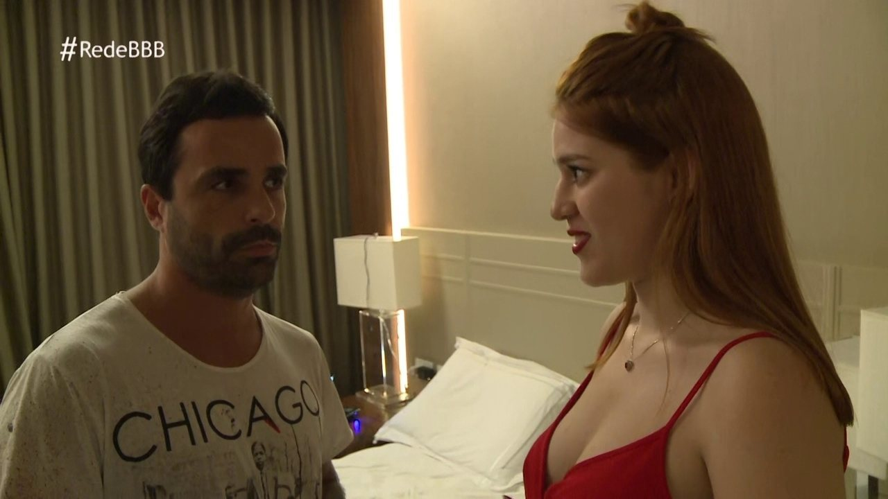 Ana Clara invade quarto de Vinicius e brother revela que, ao entrar na casa do BBB, vai escolher logo a sua cama