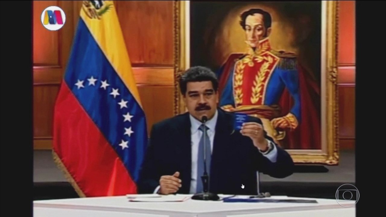 Nicolás Maduro deve tomar posse para 2º mandato na Venezuela nesta quinta (10)