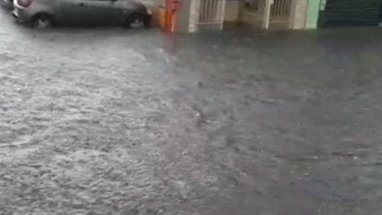 Chuvas fortes atingiram o Alto Tietê e podem trazer doenças como a leptospirose