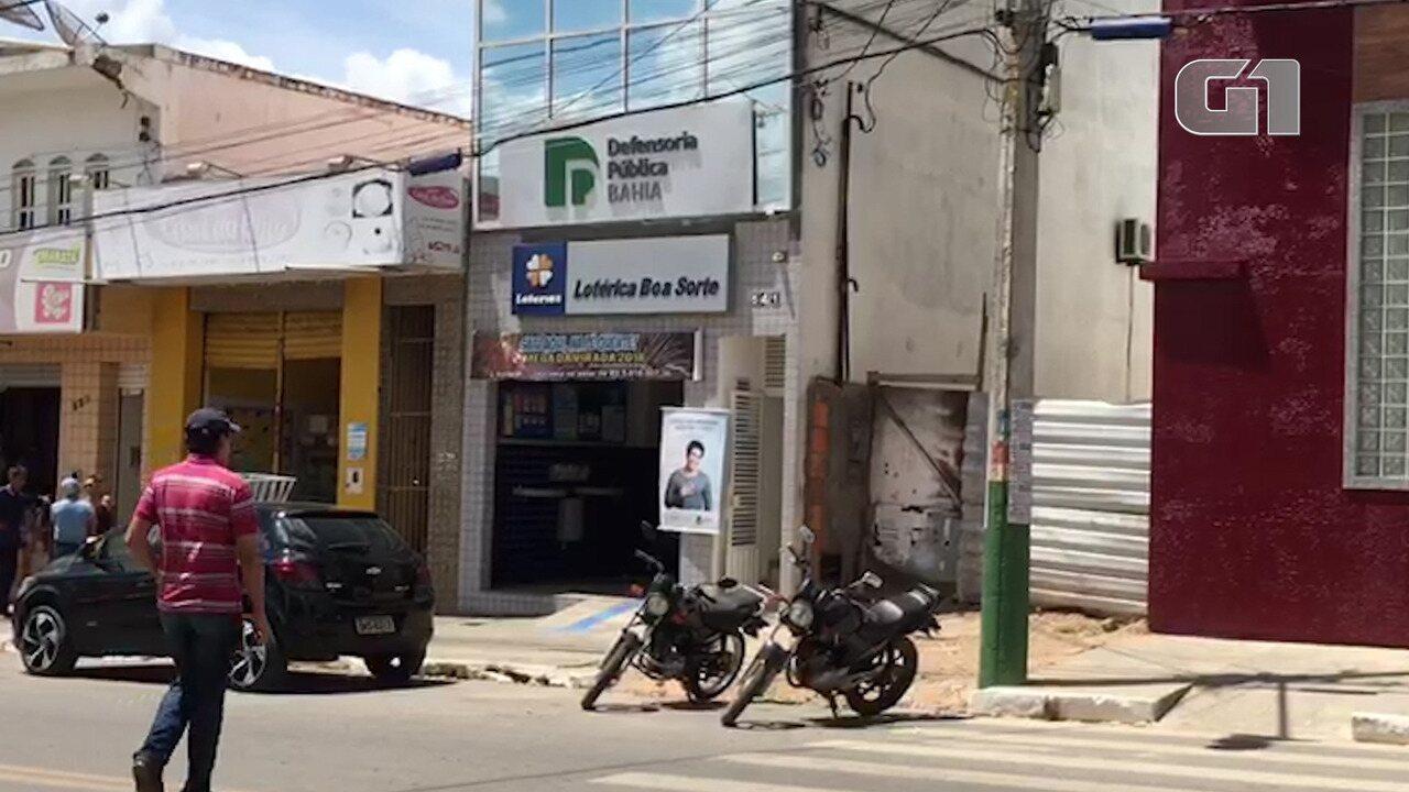 Conheça a lotérica que deixou duas pessoas milionárias na Bahia