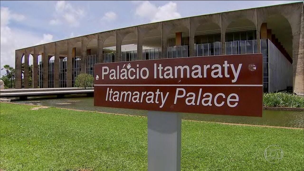 Decreto autoriza nomear assessor no Itamaraty fora da carreira diplomática