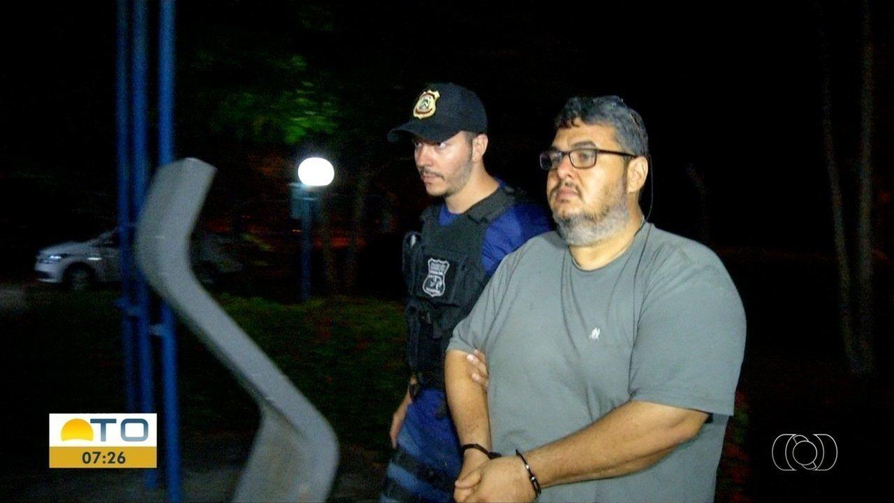 Vice suspeito de encomendar atentado a prefeito é ouvido pela polícia e preso