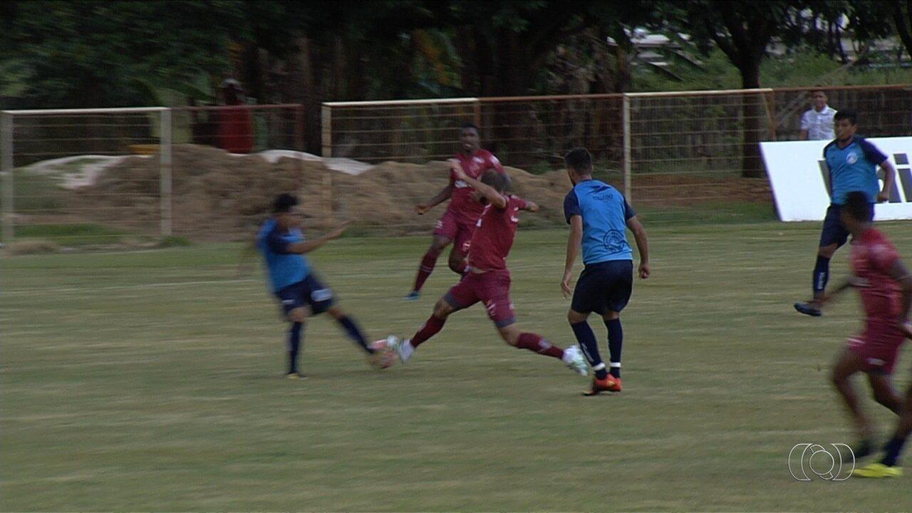 Vila Nova e Luziânia ficam no 0 a 0; veja como foi