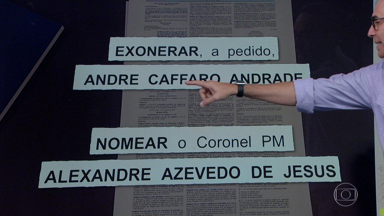Em duas semanas, governo do RJ troca secretário de Administração Penitenciária